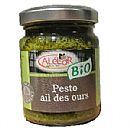 Tartinable ( pesto ) à l'ail des ours BIO
